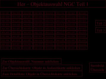 Her – Objektauswahl NGC Teil 1 - Astronomische  Vereinigung ...