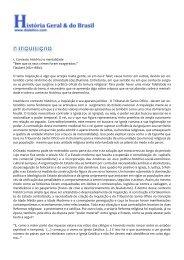 inquisição - dialetico.com