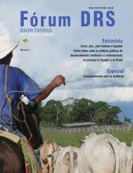 Boletim Eletrônico Entrevista Especial - Territorios Centroamericanos