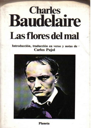 Charles Baudelaire – As Flores do Mal