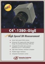 C4-1280-GigE - brochure