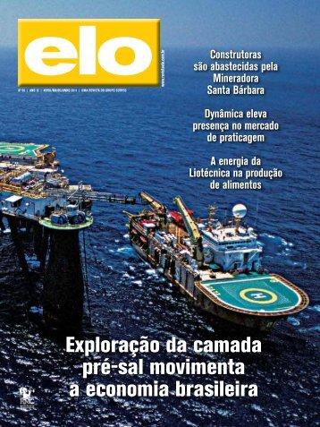 Exploração da camada pré-sal movimenta a ... - Revista ELO