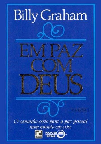 Em Paz com Deus - Luiz Antonio