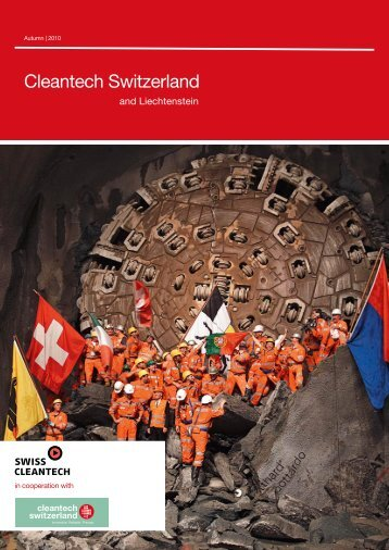 Cleantech Switzerland - LIFE Klimastiftung Liechtenstein
