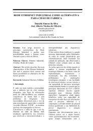 Rede Ethernet Industrial - artigo - DCA - UFRN
