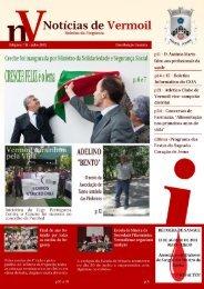 Edição nº 21 - Julho 2012 - Freguesia de Vermoil