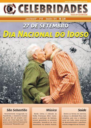 Revista Edição 8.indd - Revista CELEBRIDADES