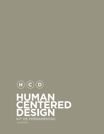 Human Centered Design - Amazon Web Services