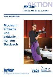 aktion - Bardusch AG