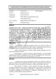 19961 - Secretaria de Estado de Fazenda de Minas Gerais
