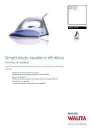 RI133/11 Philips Ferro a seco - Magnavox