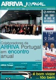 Colaboradores da - Arriva Portugal