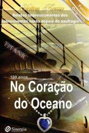No Coração do Oceano - Livro Titanic