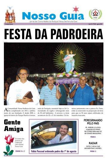 agosto - Rapidinho