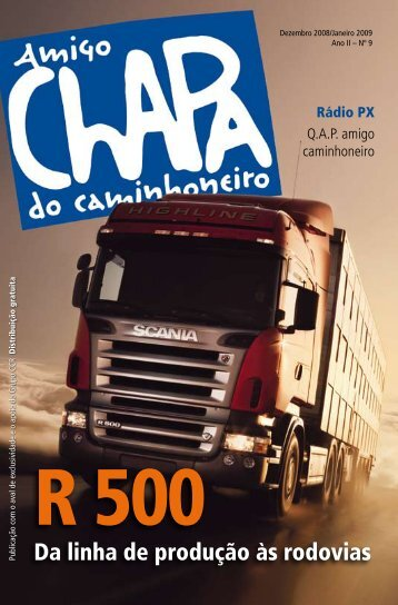 Download PDF - Revista ChAPA do Caminhoneiro