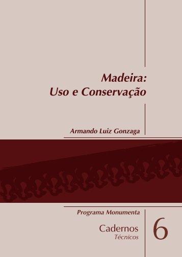 Caderno Madeira - Monumenta