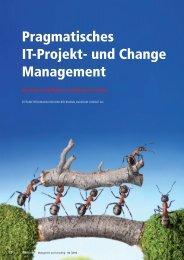 IM Information Management und Consulting, 4/2012 - Avantum.de
