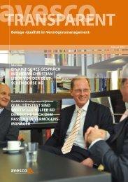 PDF - avesco  Financial Services AG