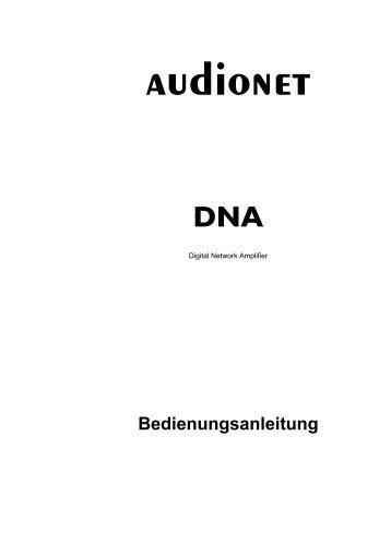 DNA 2.0 - Audionet