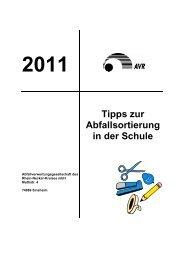 Fachbereich IV - AVR
