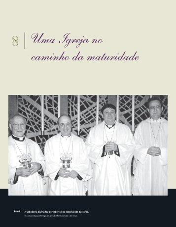 Uma Igreja no caminho da maturidade - Arquidiocese de Maringá