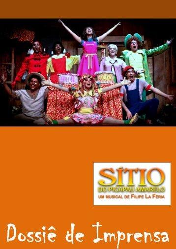 O Sítio do Picapau Amarelo - Teatro Politeama