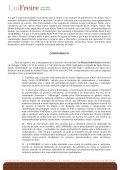 CARTA DE BOLOGNA - Instituto Paulo Freire - Page 2