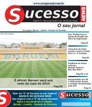 S ucesso S - Jornal Sucesso News