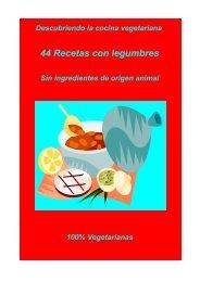 44 Recetas con legumbres
