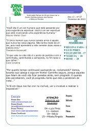 Fevereiro de 2013 - jornal nova era