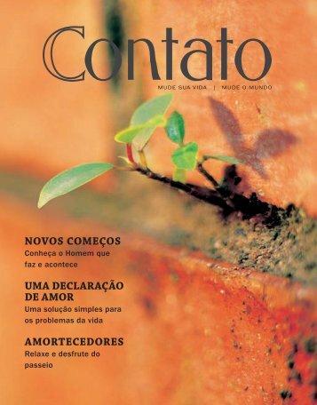 NOVOS COMEÇOS UMA DECLARAÇÃO DE ... - Revista Contato