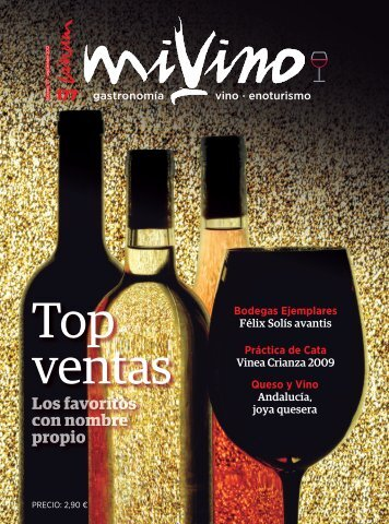 gastronomía vino · enoturismo Queso y Vino Andalucía ... - Vinum