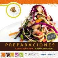 PREPARACIONES - Acción Social