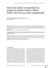 Artigo Completo - Escola de Música da UFMG