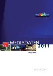 MEDIADATEN 2011 - awk AUSSENWERBUNG GmbH