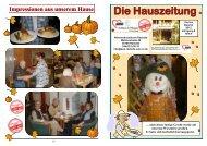 Impressionen aus unserem Hause - AWO Bezirksverband Weser-Ems