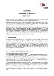 Konzeption der Wohnanlage am Mühlenhof - AWO Bezirksverband ...