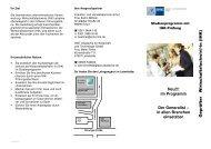 Neu!!! im Programm Der Generalist – in allen Branchen einsetzbar G ...