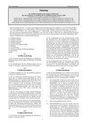 AbfGS 2010 mit 4. Änderungssatzung - (AWV) Ostthüringen