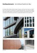 Vorfabrizierte Betonelemente - Zeiss Neutra SA - Seite 2