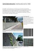Vorfabrizierte Betonelemente - Zeiss Neutra SA - Seite 6