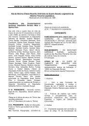 24/03/1998 - Assembleia Legislativa do Estado de Pernambuco ...