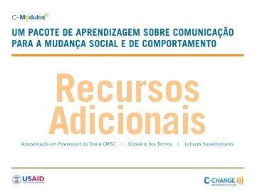 recursos adicionais - C-Hub