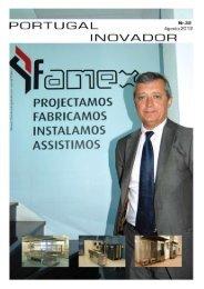 Revista Portugal Inovador Nº32 | Agosto 2012 - Página Exclusiva