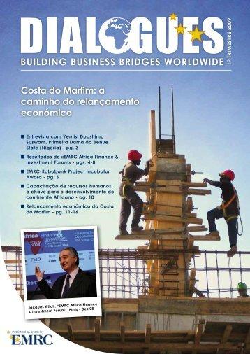 Costa do Marfim: a caminho do relançamento económico ... - EMRC