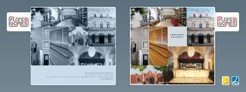 portfolio de obras - Flores e Gomes