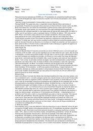 WEB Como eles enfrentam a crise Pesquisa exclusiva ... - Blue Ocean