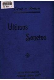 Ultimos Sonetos