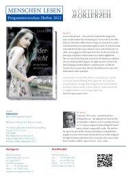 Unsere Bestseller - Wörterseh Verlag