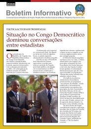 Boletim Informativo - Consulado Geral da República de Angola Macau